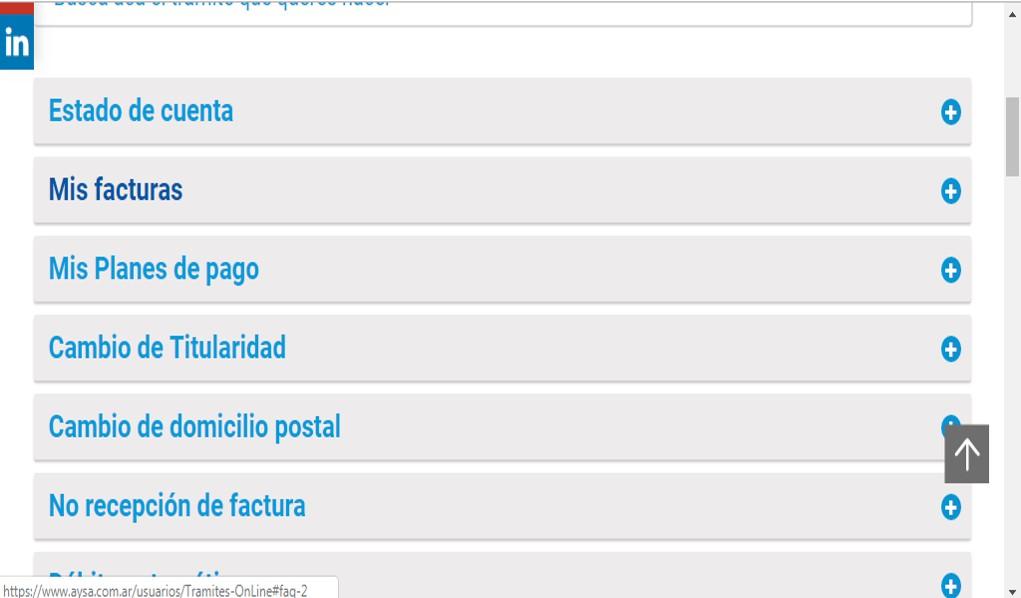¿Dónde Pagar Factura Online AYSA?