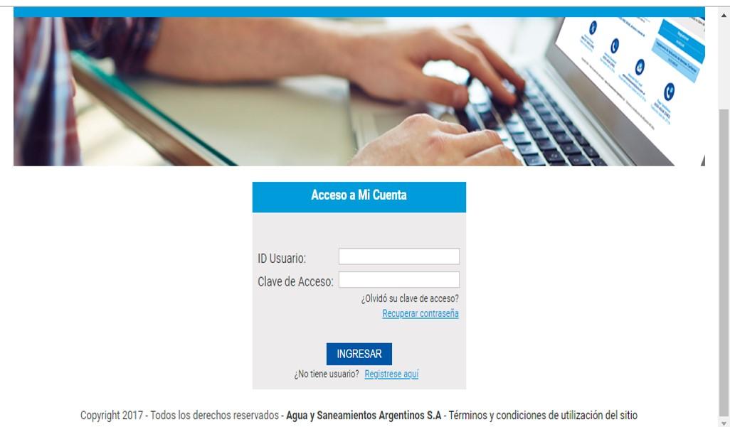 ¿Cómo Imprimir Factura Online AYSA?