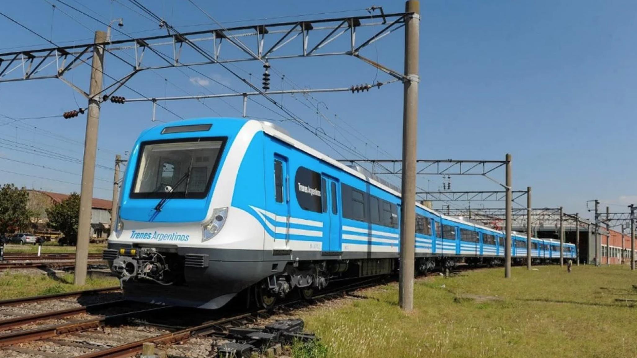 Horarios tren Roca