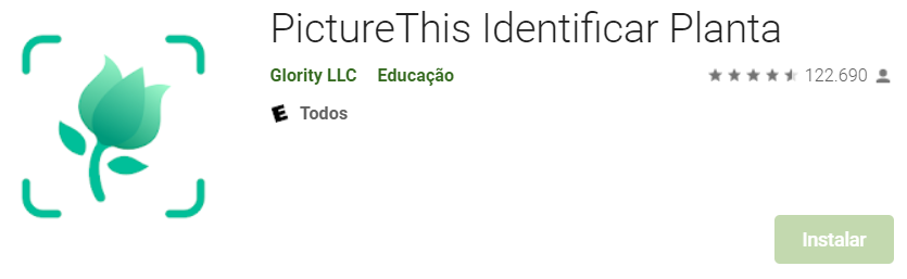 Aplicativo Para Saber Nome De Plantas Pelo AndroidFonte: Google Play