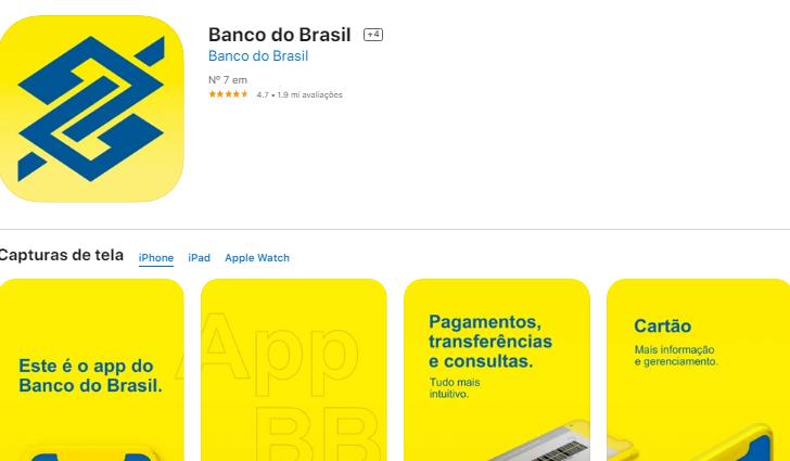 Baixar Aplicativo Do Banco Do Brasil Para Ver Saldo Fonte: App Store